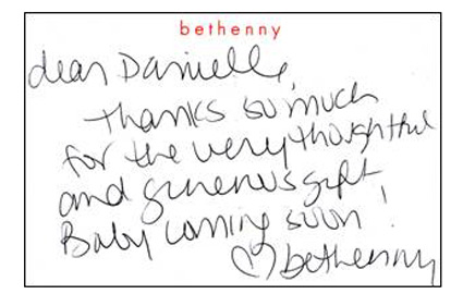 Bethenny Frankel born-free baby products