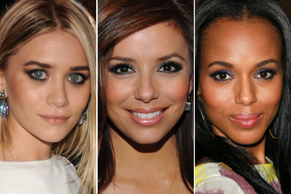 Coral Blush Ashley Olsen Eva Longoria-Parker Kerry Washington