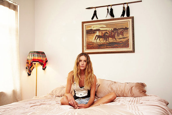 Erin Wasson The Selby