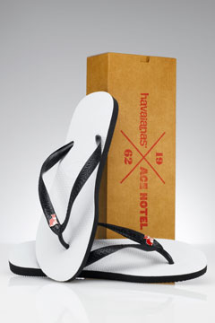 Havaianas Ace Hotel Design Limited-Edition Flip-Flop for Coachella