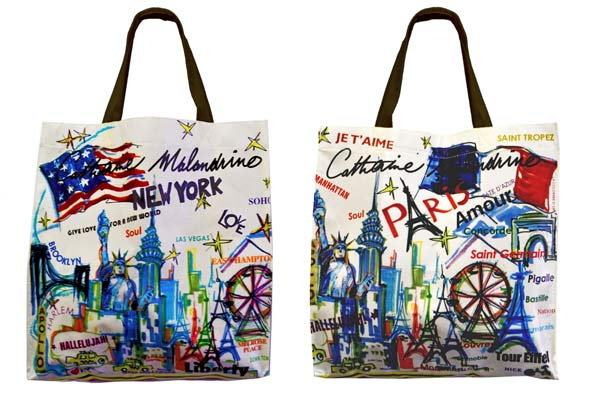j'ai deux amours eco tote catherine malandrino