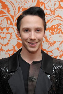 johnny weir fashion