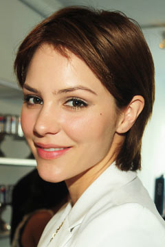 Katharine McPhee Brown Hair