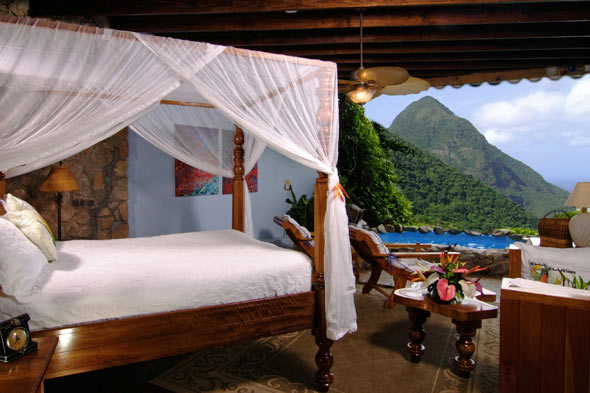 Ladera Resort Named One Of The Best Hotels In Caribbean By Travel Leisure