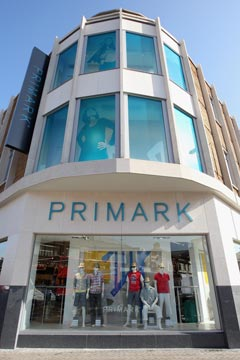 Primark British Retailer