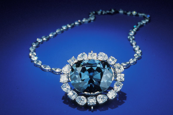 hope diamond necklace
