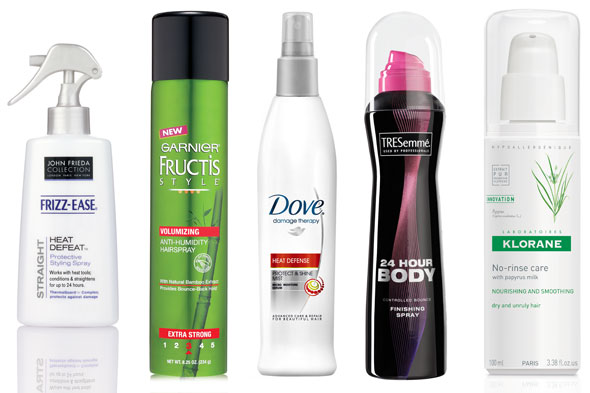 We Tried the CEW 2010 Beauty Awards Hair Styling Product