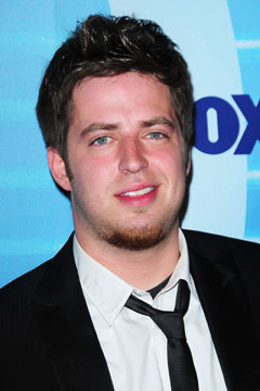 Lee DeWyze American Idol hair