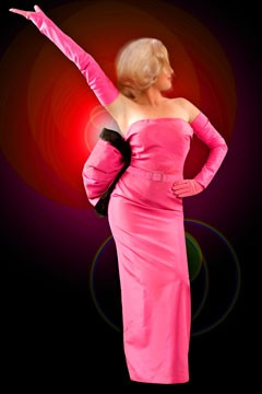 Marilyn Monroe gentlemen prefer blondes dress auction
