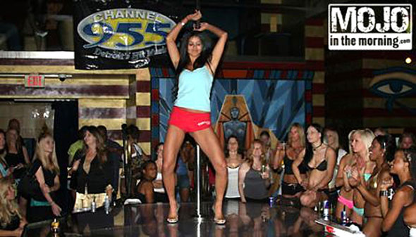 Miss USA 2010 Rima Fakih Pole Dancing Stripper 101