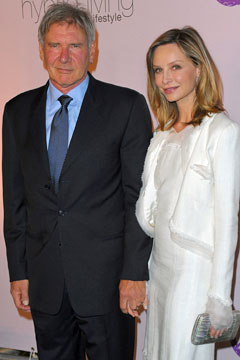 harrison ford suit tie calista flockhart white dress jacket