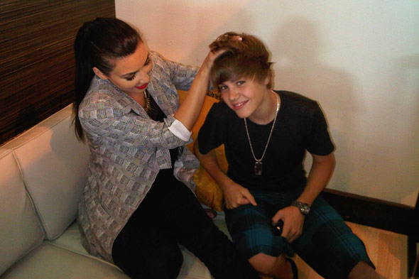 Kim Kardashian Justin Bieber Bahamas Photo Shoot Twitpic