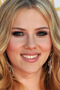 Scarlett Johansson 2010 MTV Movie Awards