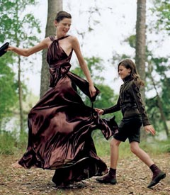 Salvatore Ferragamo Fall/Winter 2010 Campaign