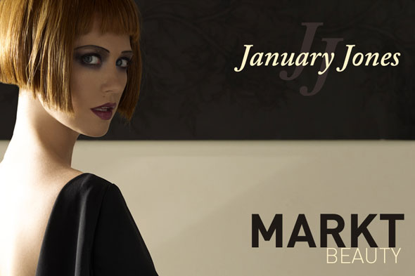 January Jones Markt Beauty
