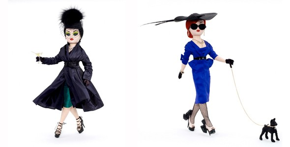 Jason Wu Madame Alexander dolls Envy Vice