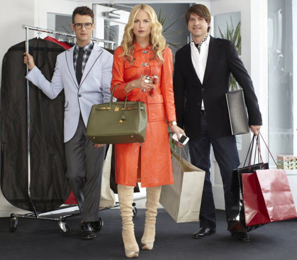 The Rachel Zoe Project Brad Goreski Rodger Berman
