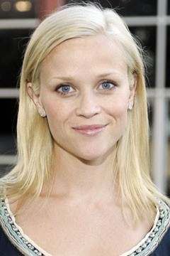Reese Witherspoon Platinum Hair