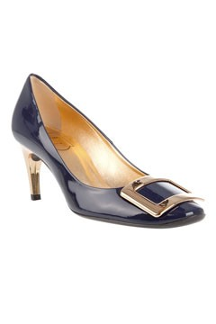 Roger Vivier Buckle Court Shoe