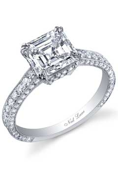 Bachelorette Ali Fedotowski platinum engagement ring Neil Lane