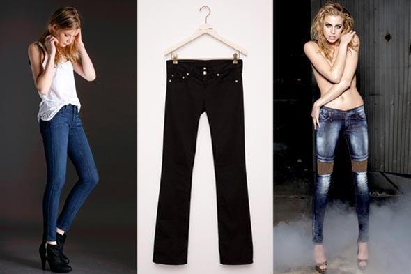 Jeans OTR Skinny Rag & Bone/JEAN James Icon