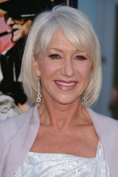 Helen Mirren headshot