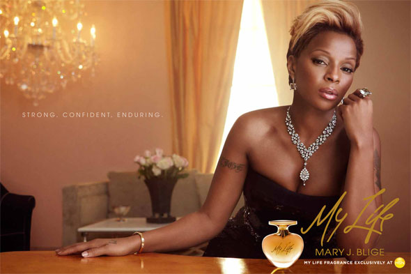 Mary J. Blige My Life Fragrance