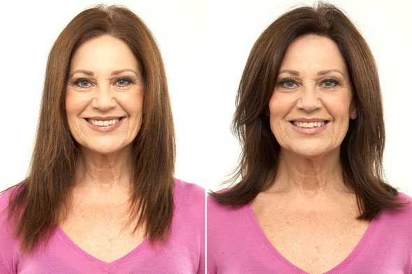 Face Shape: The Perfect Haircut for a Square Face With Straight Hair