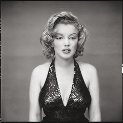  Marilyn Monroe Richard Avedon photograph