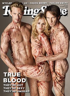 True Blood Rolling Stone cover nude