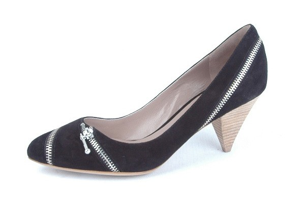 cone-heeled pump Sigerson Morrison