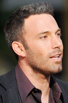 Ben Affleck gray hair
