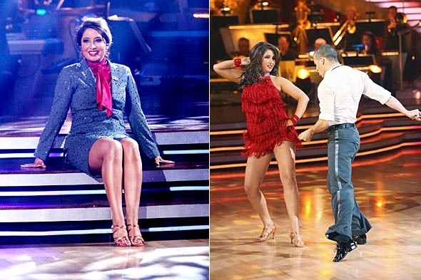 Bristol Palin 'Dancing with the Stars' ABC partner Mark Ballas