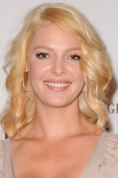 Katherine Heigl blonde hair