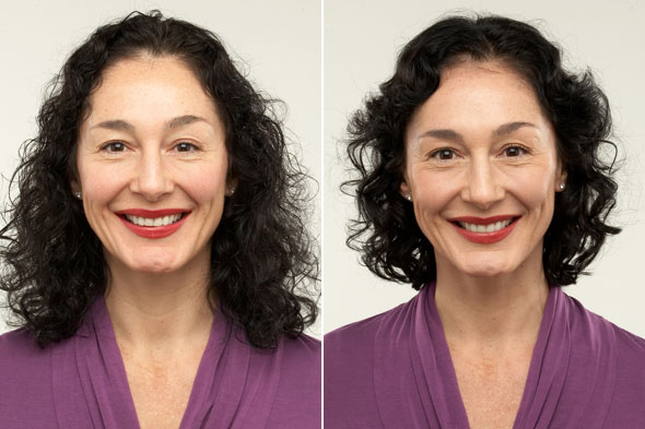 ... by Face Shape: The Perfect Haircut for an Oval Face With Fine Hair