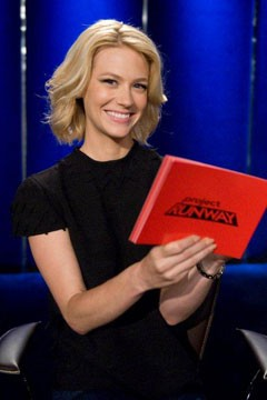 Project Runway season 8 episode 8 January Jones