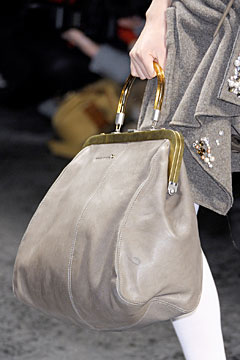 Sonia Rykiel Fall 2010 runway bag