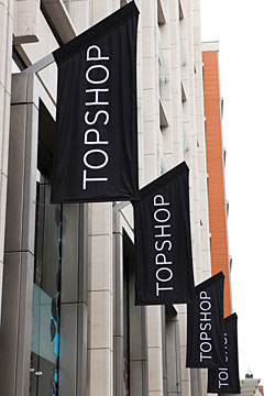 topshop london chicago