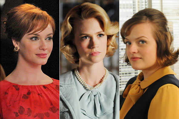 mad men fashion for women