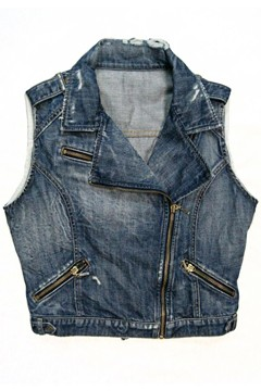 Divine Rights of Denim jeans forever 21 vest