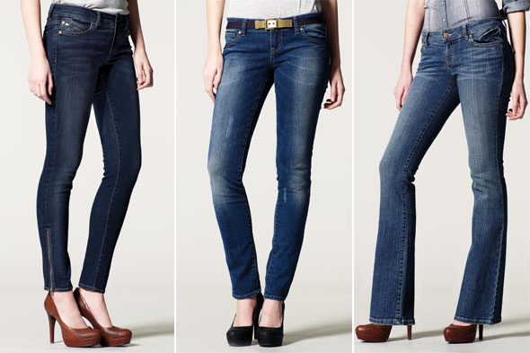 Jessica Simpson's Fall 2010 Jeans Collection