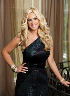 Kim Zolciak's 'Real Housewievs of Atlanta' official photo