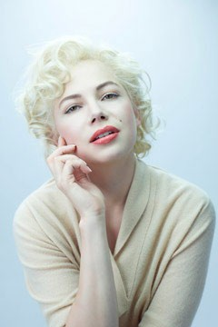 Michelle Williams as Marilyn Monroe My Week with Marilyn