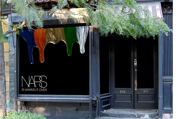 NARS flagship NYC boutique