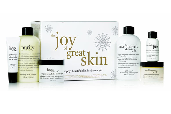 The Joy of Great Skin