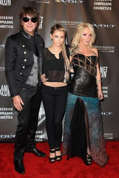 Richie Sambora White Trash Beautiful Ava Sambora Nikki Lund