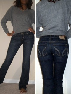 Alesia Michell Jeans Denim