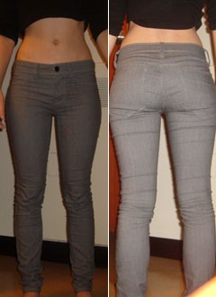 Elsa Hall Jeans Denim