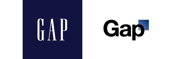The Gap new logo