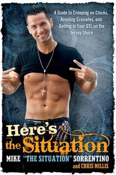 Mike Sorrentino book